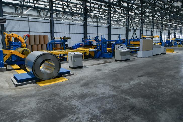 В индустриальном парке «Пионер» Татарстана состоялось открытие производства «Роскамасталь»