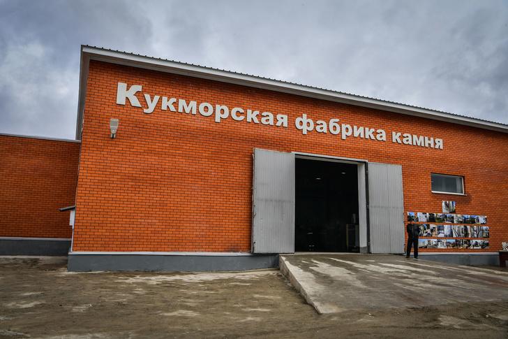 В Татарстане открыта камнеобрабатывающая фабрика «Мастер и камень Индустрия»