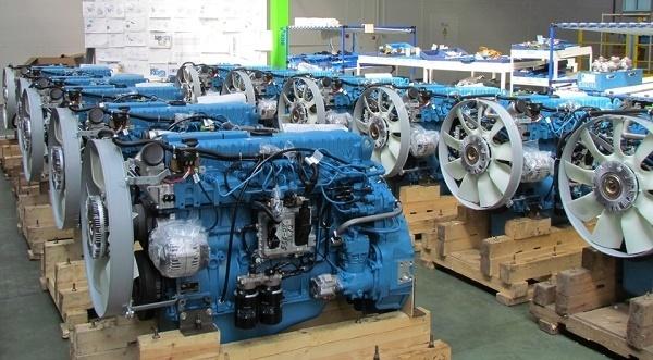 двигатели 5З0-го семейства