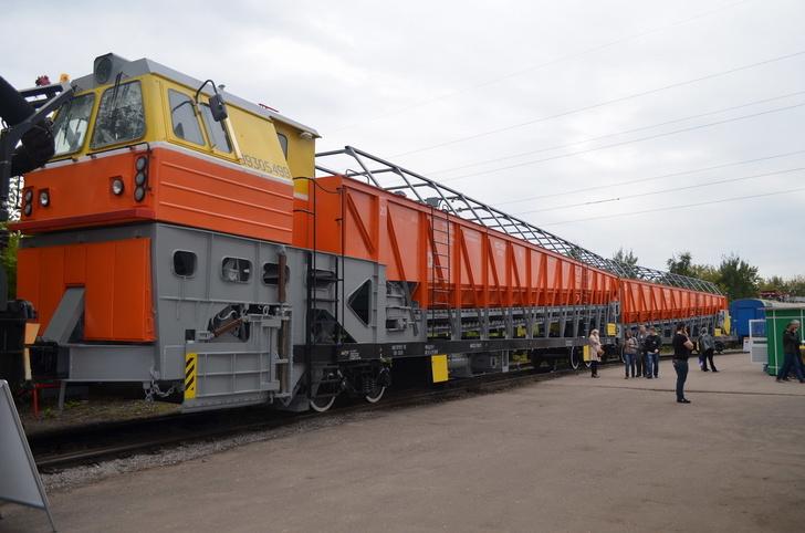 ПСС1К-006 Московская железная дорога — IV Международный железнодорожный салон «ЭКСПО 1520» 2013