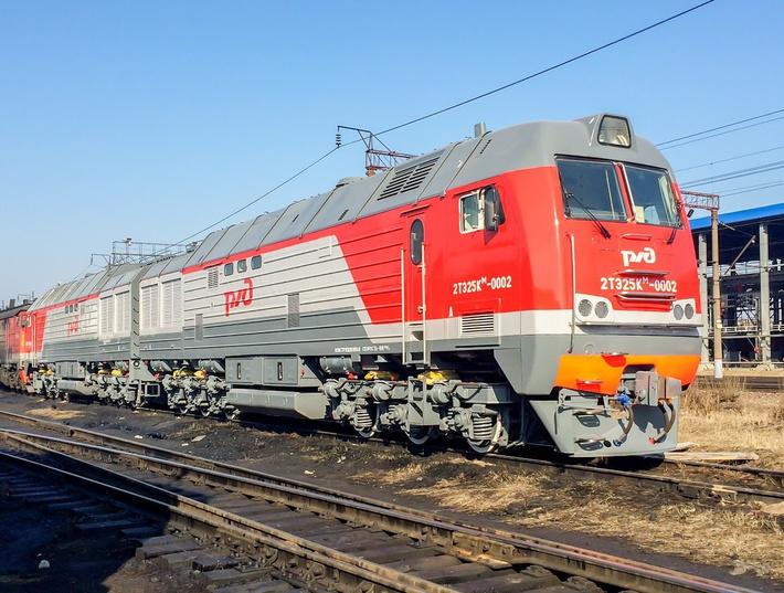 (С) фото Владислав Шулаков (http://trainpix.org)