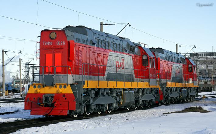 (С) фото tsyganenko82 (https://trainpix.org)