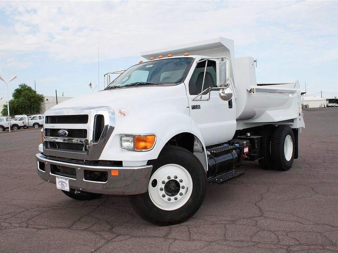 42 объявления - Продажа грузовиков Ford (Форд), купить ...