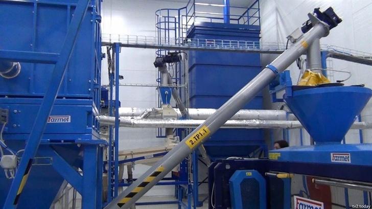 Первая очередь завода по переработке рапса открылась в Томской области