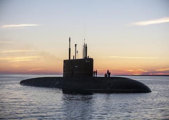 Строительство серии дизель-электрических подводных лодок проекта 636.3 для ТОФ ведутся в точном соответствии с графиком