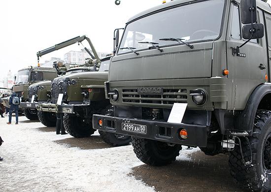 В Московской области сформирован новый ремонтный батальон ВДВ