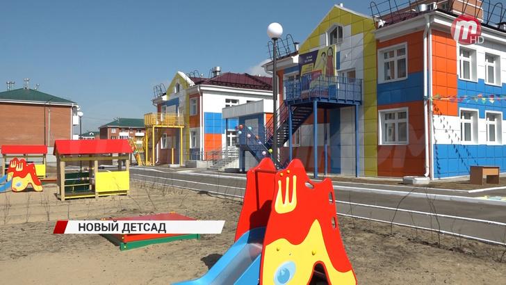 Сделано в России. Новые детские сады открываются врегионах часть 7 (2021г.)