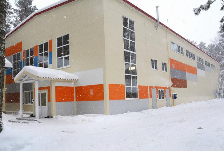 В Тверской области открылся спортивный комплекс