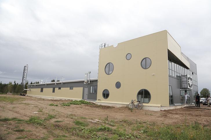 В Вологодской области открыта сыроварня по производству твердых сыров