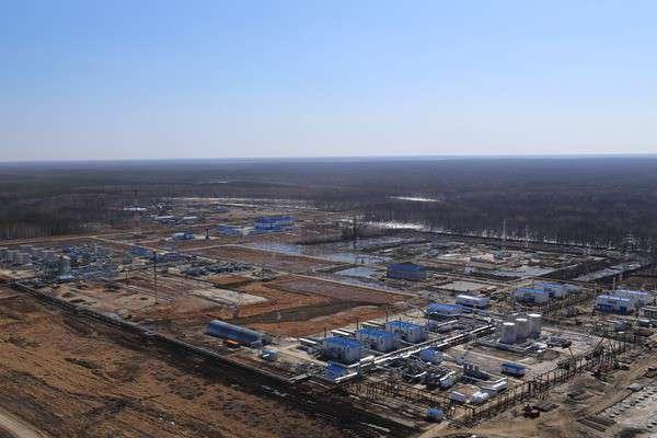 Казанское нефтегазоконденсатное месторождение