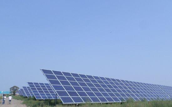 Абаканская солнечная электростанция