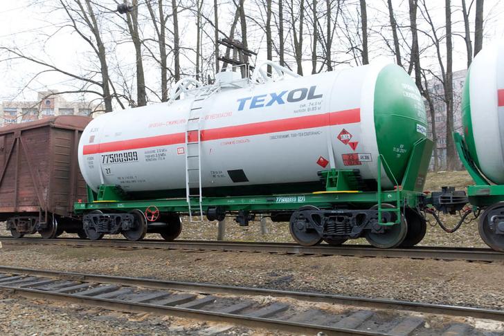Цистерна для сжиженных углеводородных газов мод. 15-1200-02