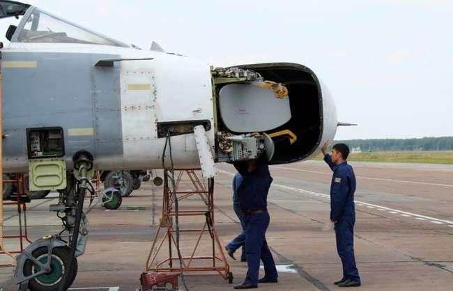 """Установка """"Гефест"""" на Су-24М"""
