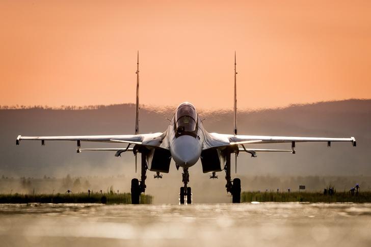 Авиаполк под Курском принял первую партию Су-30СМ для второй эскадрильи этих истребителей