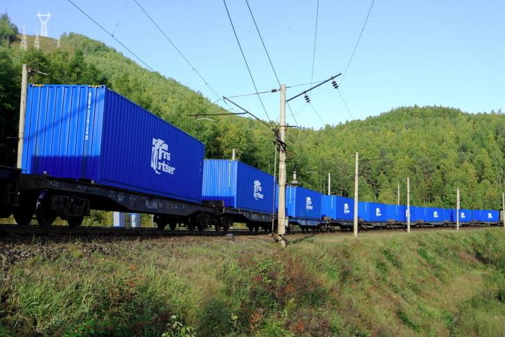 РЖД тестируют мультимодальные перевозки из Японии в Россию через Транссибирскую магистраль