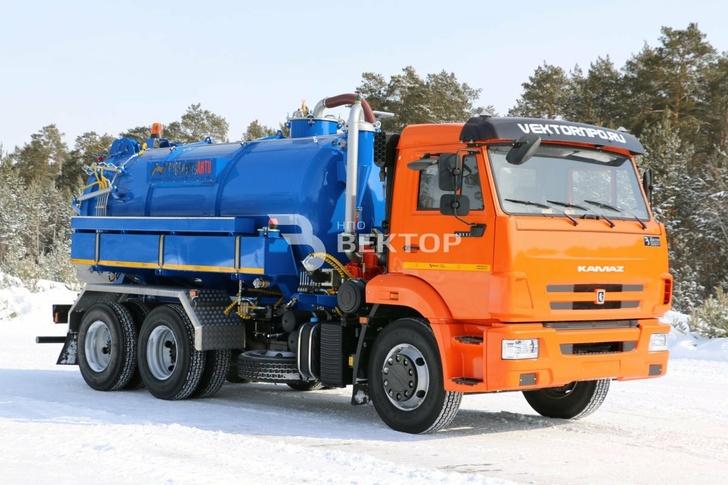 МВС-10 КАМАЗ-65115 NG