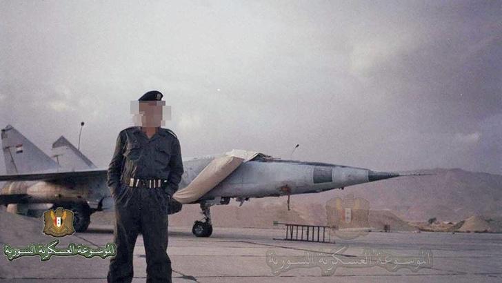 Сирия: секретный и страшный МиГ-25РБ остается в строю