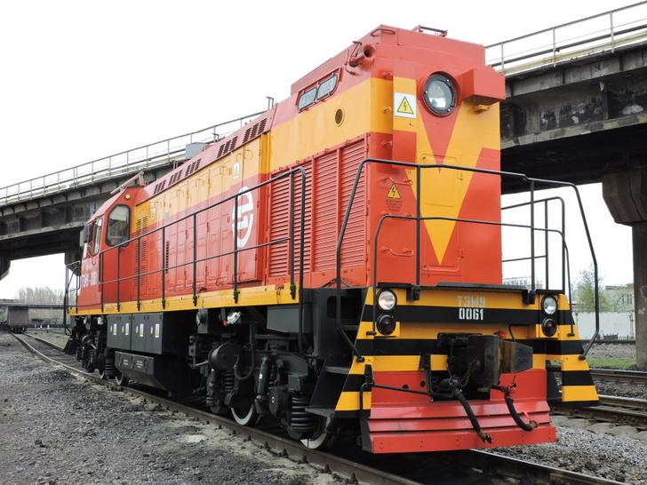 Новолипецкий металлургический комбинат начал программу обновления локомотивного парка