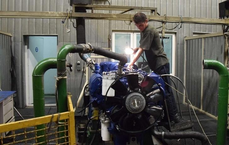 Тутаевский моторный завод модернизировал тракторные двигатели