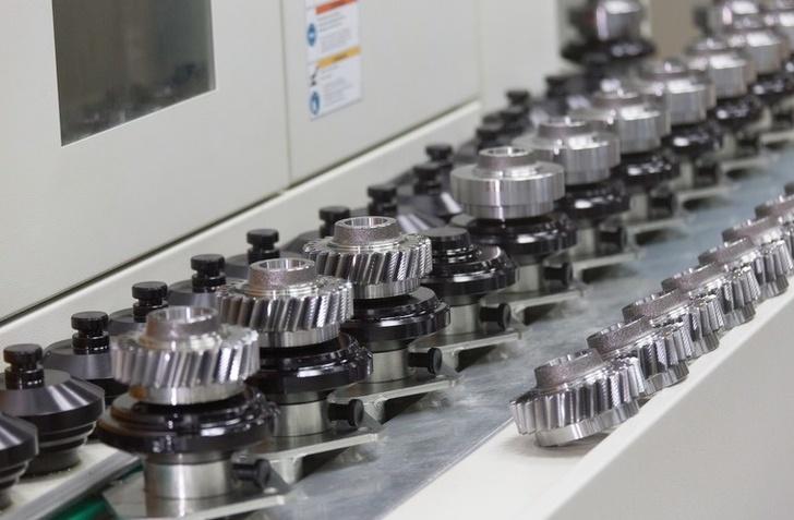 На заводе двигателей «КАМАЗа» локализовано производство шестерен для двигателя Р6