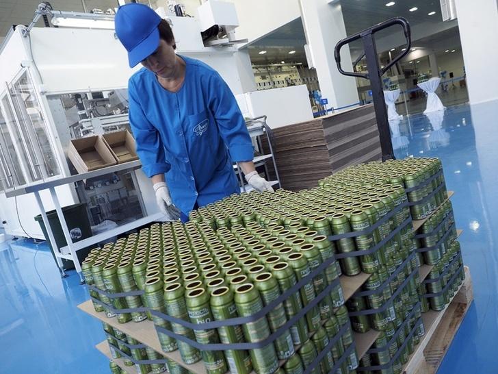 Линию производства алюминиевых баллонов запустили в Ставропольском крае