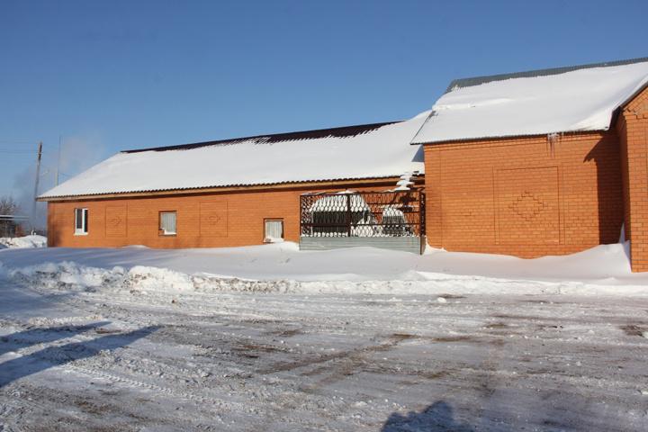 После 12 лет простоя восстанавливается работа Переволоцкого молочного комбината в Оренбуржье
