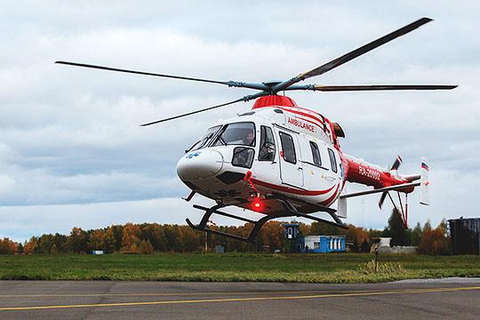 Новые вертолеты для санавиции