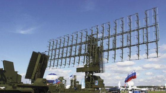радиолокационный комплекс 55Ж6УМЕ «Небо-УМЕ» фото: janes.com
