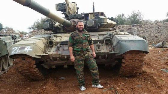 Этот танк перед началом операции. Источник: Отвага2004