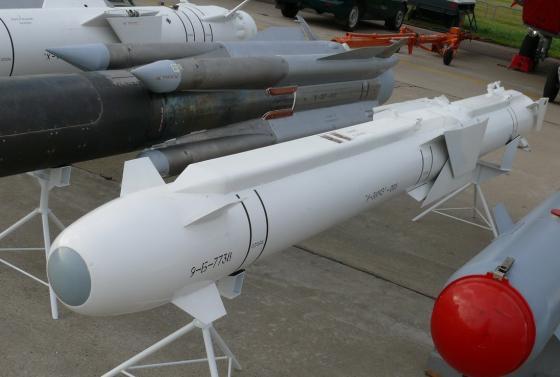 Российская модульная ракета класса «воздух-поверхность» малой дальности Х-38М