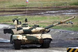 Russia Arms EXPO 2013 – на полигоне все как на ладони