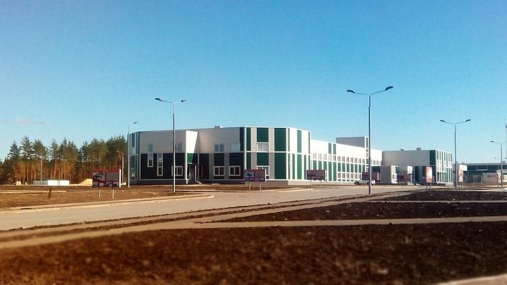 Завершено строительство новых объектов Центра боевой подготовки Сухопутных войск