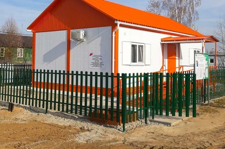 """Он такой рыженький, как солнышко"""": в поселке Торгили открыли новый ФАП : Общество : Вслух.ру : Новости Тюмень"""