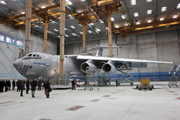 حصري الجزائر تقوم بتقييم الطائرة اليوشين  iL-476  DWxnb3YucnUvcHViL2ltYWdlcy9hdHRzL25ld3MvZ2FsbGVyeS8xMjIyMTYwLkpQRw==
