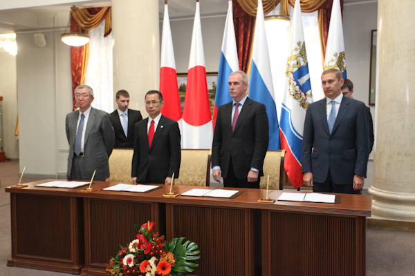 В Ульяновской области будет создано одно из крупнейших в России производств автомобильных шин