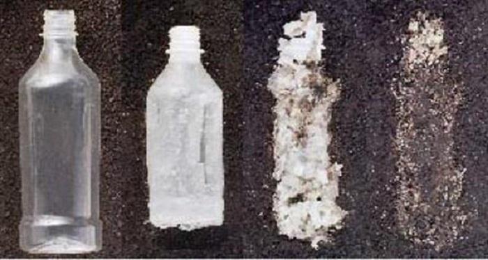Ученые Башкирии создали разлагающийся за год пластик