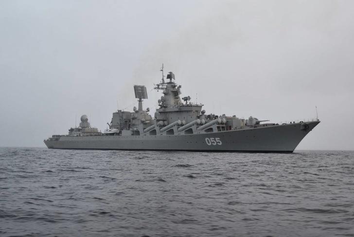 Российский ВМФ в 2018 году