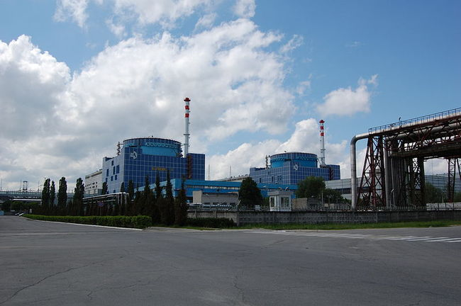 Хмельницкая АЭС (Украина)
