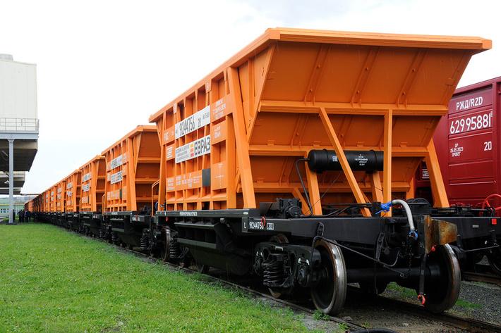 УВЗ реализует крупный заказ для ЕВРАЗ НТМК