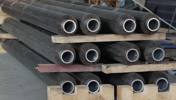 Ребра приварили сплошным швом так, что металл стал однородным и неотделимым. Фото: Александр Волков