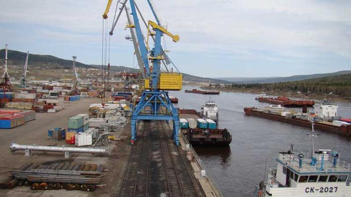 Картинки по запросу речной порт Осетрово фото