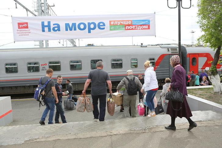 Новые вагоны для поезда «Чита-Адлер» поступили в Забайкалье