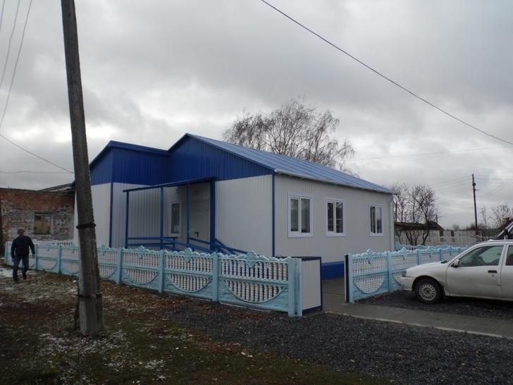 В Зерцалах Ачинского района открыли новый ФАП