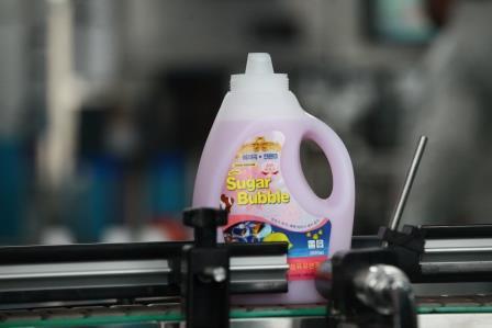 В Приморье началось производство экологический чистой бытовой химии
