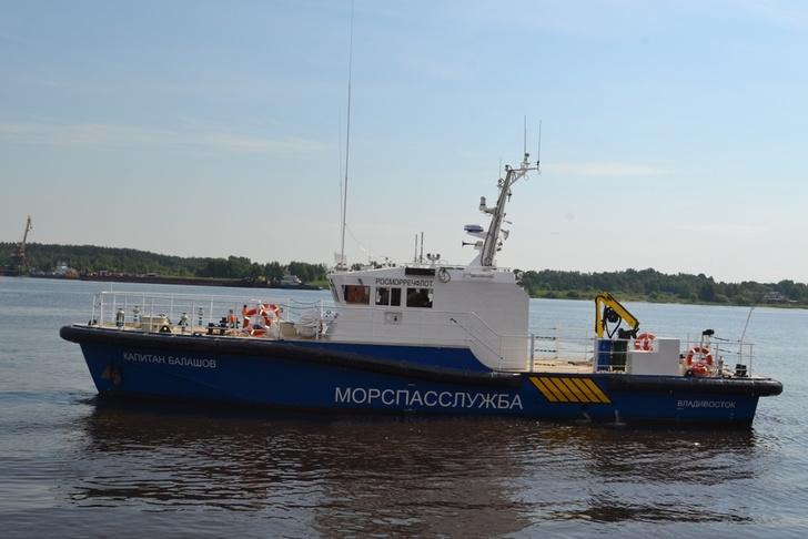 Ярославский СЗ сдал два катера – бонопостановщика