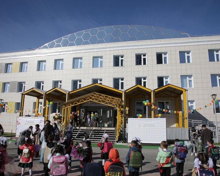 Сделано в России. Новые школы открываются врегионах часть 10 (2021г.)