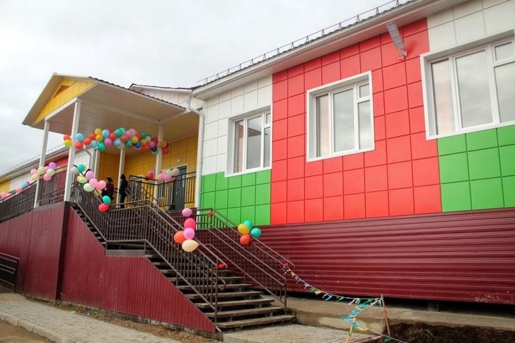 В якутском селе Болугур открыт детский сад на 75 мест
