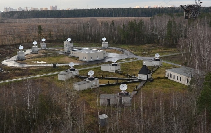 Центр космической связи ОКБ МЭИ «Медвежьи озёра»