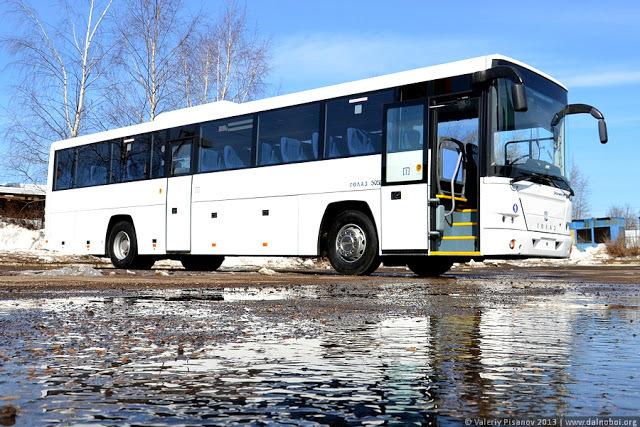 Голицынский автобусный завод