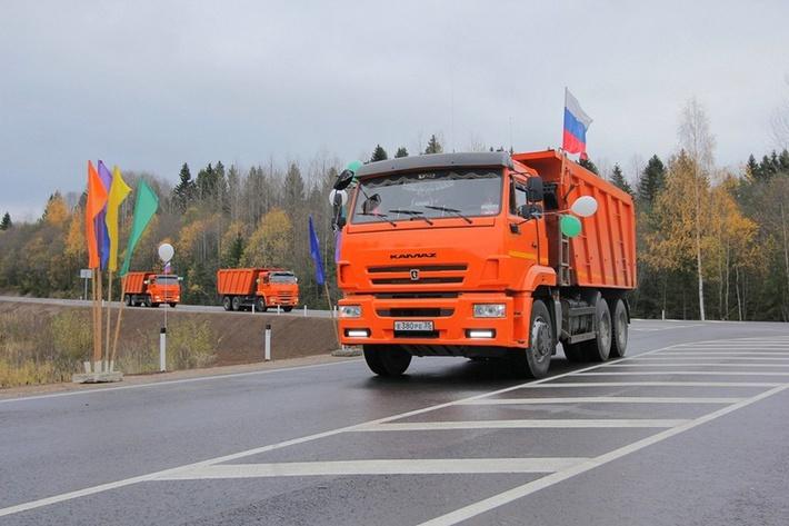 Город Кириллов обзавелся объездной дорогой